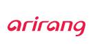 Logo for Arirang TV