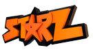 Logo for Starz TV