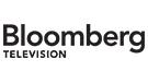 Logo for Bloomberg TV